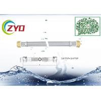 Buy cheap High Durable Braided Plumbing Lines, Good Connection Flexible Toilet Supply Line product