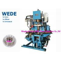 Buy cheap Pressure Rotor Vertical Die Casting Machine For Rotor 4 Rotary Stations Cycle Time 8 Seconds product