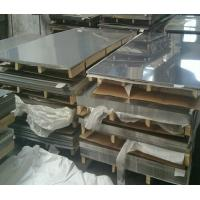 Buy cheap 3003 Aluminum Alloy Flat Plate from wholesalers