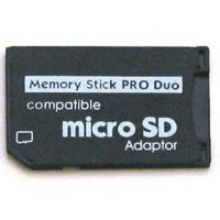 China Low power consumption 16gb / 32gb / 64gb  2. 7 - 3. 6 V ms pro duo memory card adapter on sale