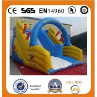 Buy cheap Hot Sale high quality giant inflatable slide for adults product
