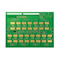 Buy cheap High TG Multilayer PCB Board With ENIG Impedance Control , Fr4 Circuit Board product