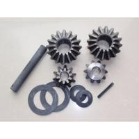 China Precision Forged Straight Differential Bevel Gears , Carbon Steel Plain Bevel Gear on sale