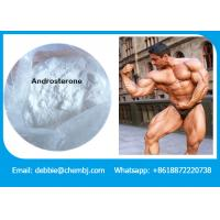 Buy cheap CAS 53-41-8 Prohormones Steroids Drug Androsterone / 1-DHEA White Powder product