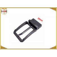 Buy cheap Vintage Ferrous Free Metal Belt Buckle With Embossed Logo Or Label product