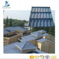 China Decras Roof Tile, Cheap High Quality Stone Coated Metal Roof Tile on sale