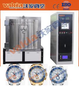 Buy cheap Decorative Rose Gold PVD Plating, Vacuum Bronze Coating Machine product