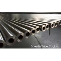 China ASTM A269 Bright Annealed Seamless Cold Drawn TP316L Stainless Steel Tubing on sale