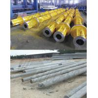 Buy cheap 12m Electronic Precast Concrete Electric Pole Mould for Making Reinforced product