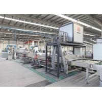 Buy cheap Car Side Windshield Glass Processing Equipment 1300 mm Omron PLC Touch Screen product