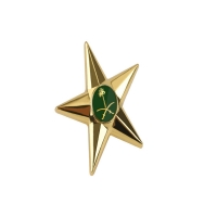 Buy cheap Thickness 8mm Police Metal Badge product