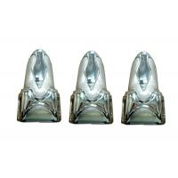 Buy cheap Silver Casket Hardware Plastic Material , Coffin Accessories  With Iron Bars product