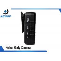 16GB IR Night Vision Police Body Worn Cameras For Law Enforcement 5MP CMOS Sensor