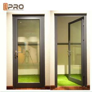 Buy cheap High Strength Durable Aluminium Hinged Doors With PVDF Surface Treatment ,Security door hinges door hinge manufacturer product