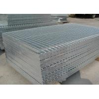 3mm Thickness Hot Dip Galvanized Grating Q235 Welded Cooling Towers Grating