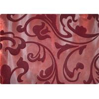Buy cheap Funky 100% Polyester Velvet Fabric Contemporary Upholstery Fabric product