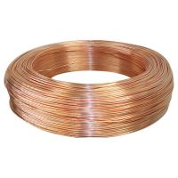 Buy cheap Pancake Coil Copper Pipe Seamless Coil Copper Tube for Air Conditioning and Refrigeration Field Service product