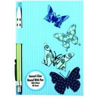 Buy cheap Glue Bind Notebook (188) product