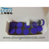 Buy cheap DSIP Delta sleep inducing Human Growth Peptides , Freeze dried Polypeptide Powder product