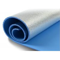 China Colored Heat Insulation Material / Heat Resistant Foam Insulation Anti Scratch on sale