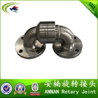 Buy cheap Stainless steel high pressure hydraulic rotary joint used in mechanical arm device product