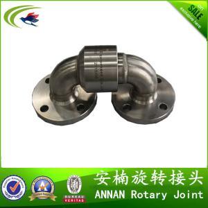 Buy cheap Соединение высокого давления нержавеющей стали гидравлическое роторное используемое в приборе механической руки product