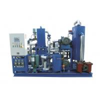 Buy cheap Visco Booster units Heavy fuel oil booster and supply unit from wholesalers