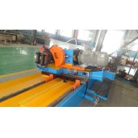 Buy cheap Portable Shop Metal Working Pipe Cold Cutting Machine Blue Color product