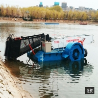 Buy cheap Load 11m3 3000m2/H River Water Cleaning Machine Water Weed Harvester product