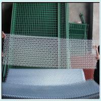 Buy cheap galvanized expanded wire mesh fencing/hexagonal hole expanded mesh product