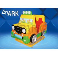 Buy cheap Jeep Car EPARK new gema machine for kids coin amusement game machine kids electric car for sale product