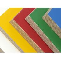 Buy cheap High Gloss UV Coated Commercial Grade Plywood , 25mm Eucalyptus Plywood product