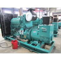 Buy cheap 3 Phase Open Diesel Generator Cummins KTA19-G3 360KW / 450KVA Prime Power product