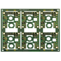 Buy cheap Walkie talkie PCB Prototype and Manufacturing - Grande - 58pcba.com product