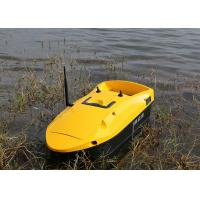 Buy cheap Yellow rc fishing bait boat battery power type remote control RoHS Certification product
