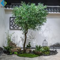Buy cheap Restaurant Decro Artificial Olive Tree 5-10 Years Life Time 2.5m Height product