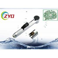 Buy cheap Manual Switch Handheld Bidet For Toilet1.5M Hose Protective Spray Cleaning product