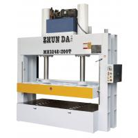 Buy cheap 2500 X 1250mm Hydraulic Cold Press Machine Big Frame For Wood Door Making product