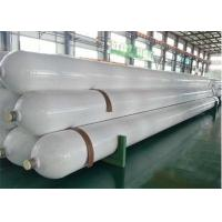 Buy cheap 715mm CNG Gas Cylinder Pressure Vessel , Compressed Natural Gas Containers from wholesalers