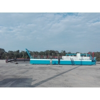 Buy cheap Hydraulic 15m Length 895Kw Gold Dredge Boat 500m3/H 20 Inch product
