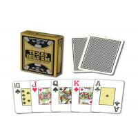 China Poker Cheating Copag Texas Holdem Marked Playing Cards 100% Plastic Material on sale