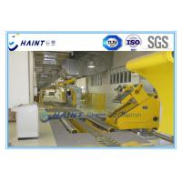 Buy cheap Chaint Paper Roll Wrapping Machine With Stretch Film Customized Model product