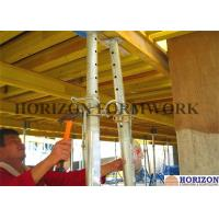 Buy cheap Timber Beam H20 Beam Formwork System 5.9m Floor Height Steel Prop Easy To Handle product