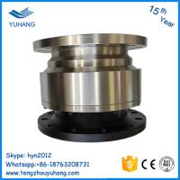 Quality 8'' ANSI Flange standard stainless steel high pressure hydraulic rotary joint for sale