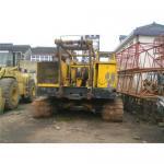 Buy cheap Used crawler hitachi crane kh100,hiatchi used track crane product