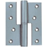 """Buy cheap Right Angle Corner SS Square Door Hinges L Shape Lift Off 4"""" X 3"""" X 2.5mm product"""