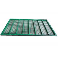 China High Strength Kpt 28/ Kemtron Shale Shaker Screen Steel Frame With 20-325 API on sale