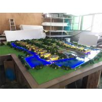 China Architectural Villa Master Scale Model, beach building miniature 3d model on sale