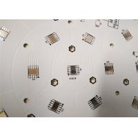 Buy cheap 1 L; 1 OZ ; Aluminum LED Light PCB Board and PCBA Lead Free product