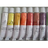 China Colorful Printing Empty Paint Tubes, Collapsible Aluminum Empty Oil Paint Tubes wholesale